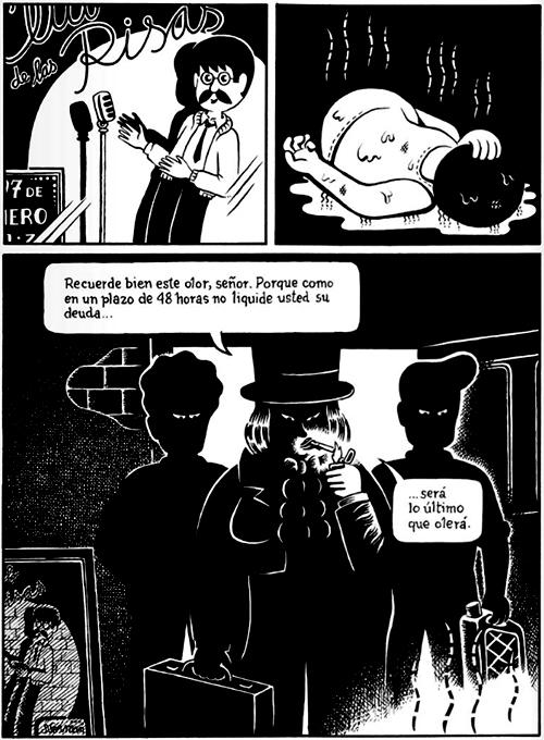 Komic Librería: La deuda