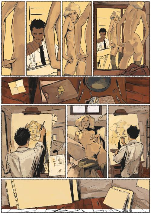 Komic Librería: Egon Schiele