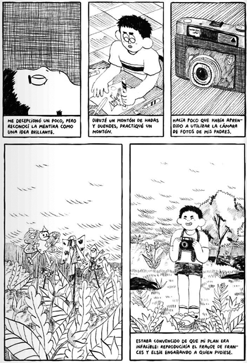 Komic LIbrería: Encuentros cercanos