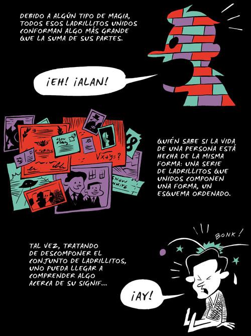 Komic Librería: Enigma, la extraña vida de Alan Turing