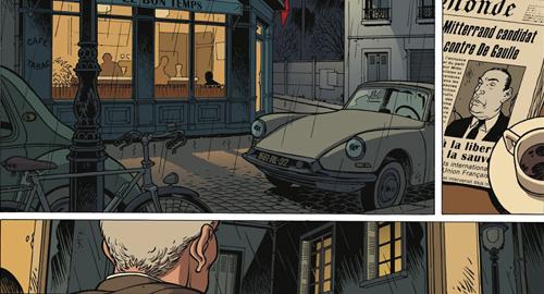 Komic Librería: Érase una vez en Francia