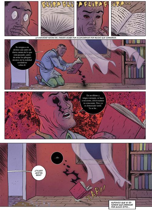 Komic Librería: La ficción