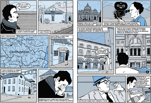 Komic Librería: Gabo. Memorias de una vida mágica