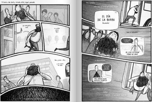 Komic Librería: La gigantesca barba que era el mal