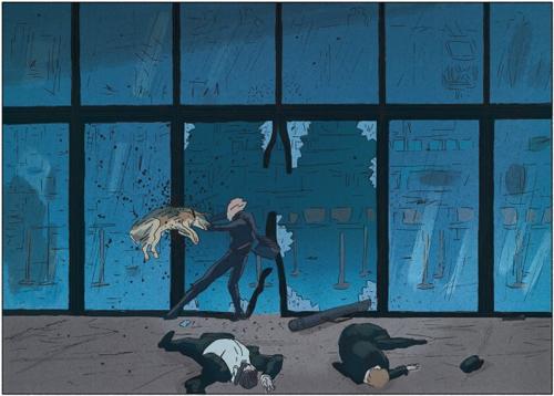 Komic Librería: La Gran Odalisca