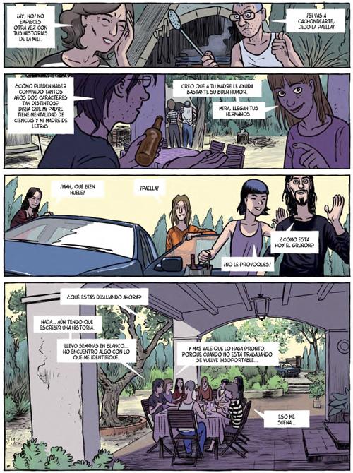 Komic Librería: Las guerras silenciosas