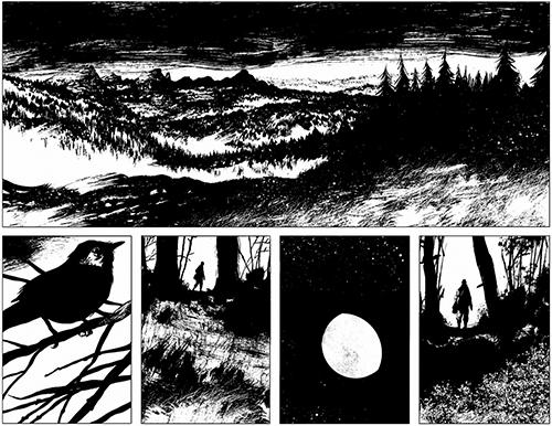 Komic Librería: El informe de Brodeck