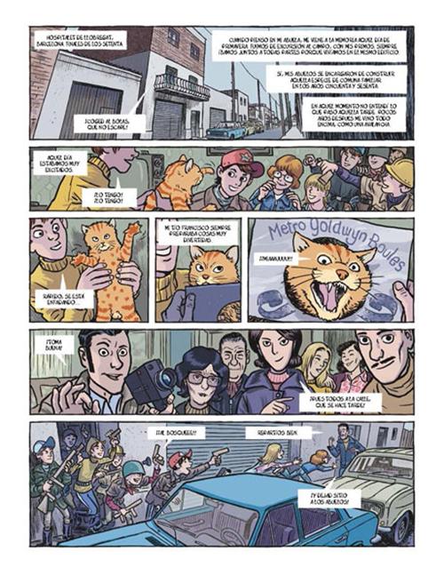 Komic Librería: Jamás tendré 20 años