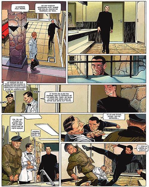 Komic Librería: El janitor
