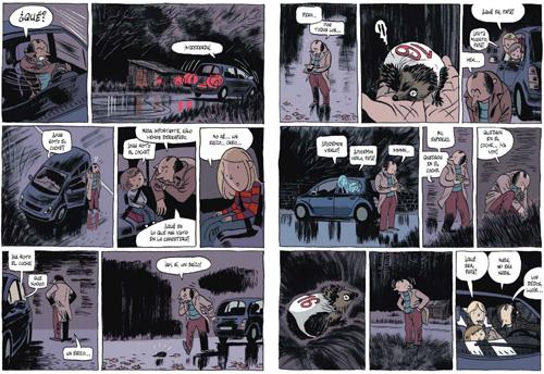 Komic Librería: Marte ida y vuelta