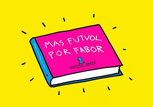 Komic Librería: Mas futvol por fabor