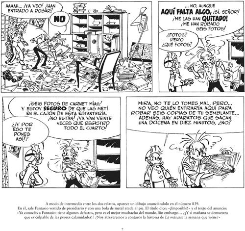 Komic Librería: La máscara