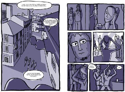 Komic Libreria: Mascarón de proa