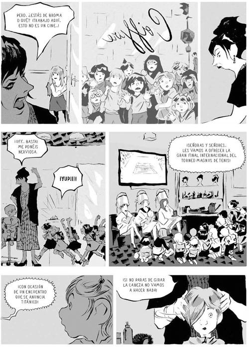 Komic Librería: Max Winson