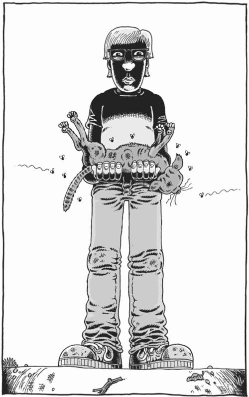Komic Librería: Mi amigo Dahmer