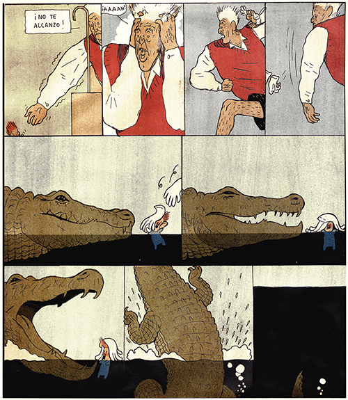 Komic Librería: Mi pequeño (Fulgencio Pimentel)