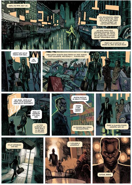 Komic Librería: Miles en París