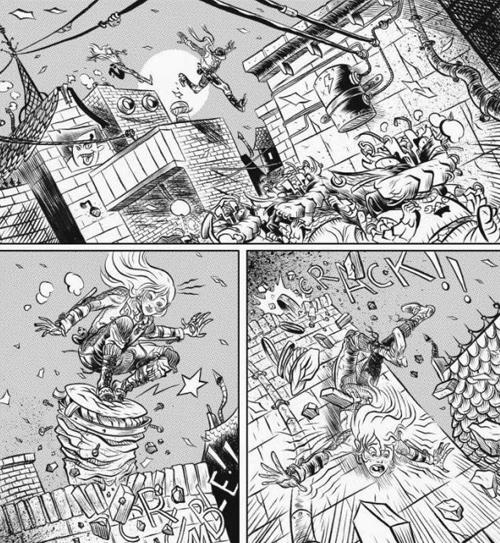 Komic Librería: El momento de Aurora West