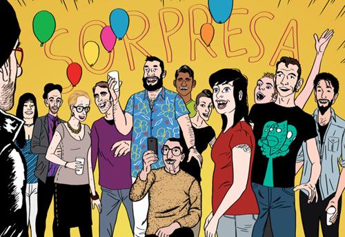 Komic Librería: El mundo a tus pies