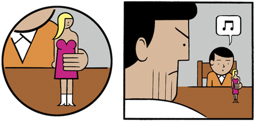 Komic Librería: Nacho Camacho