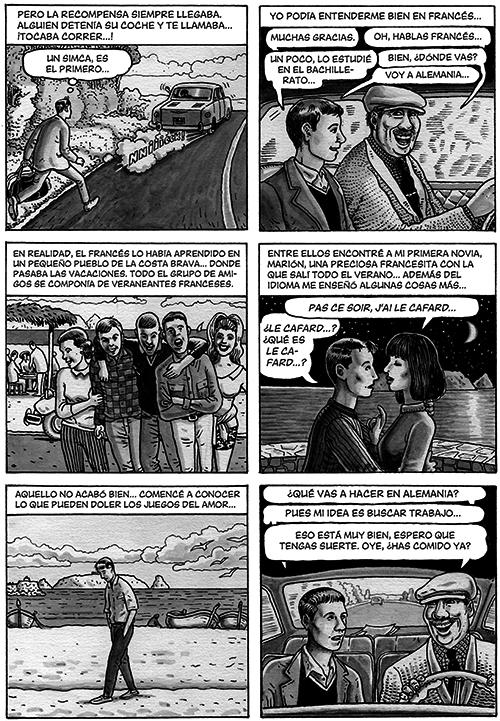 Komic Librería: Nieve en los bolsillos