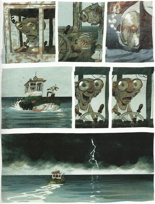 Komic Librería: Un océano de amor