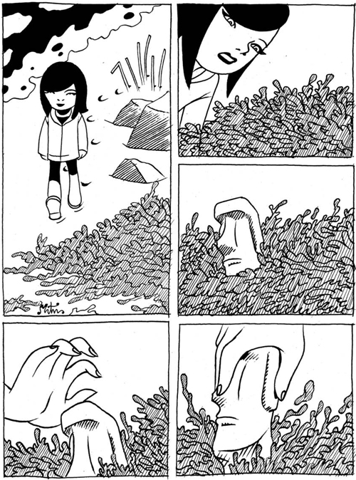 Komic Librería: Out of my brain. Viaje sin retorno