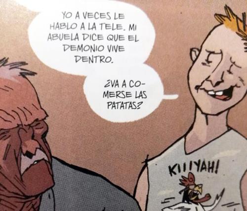 Komic Librería: Paletos cabrones