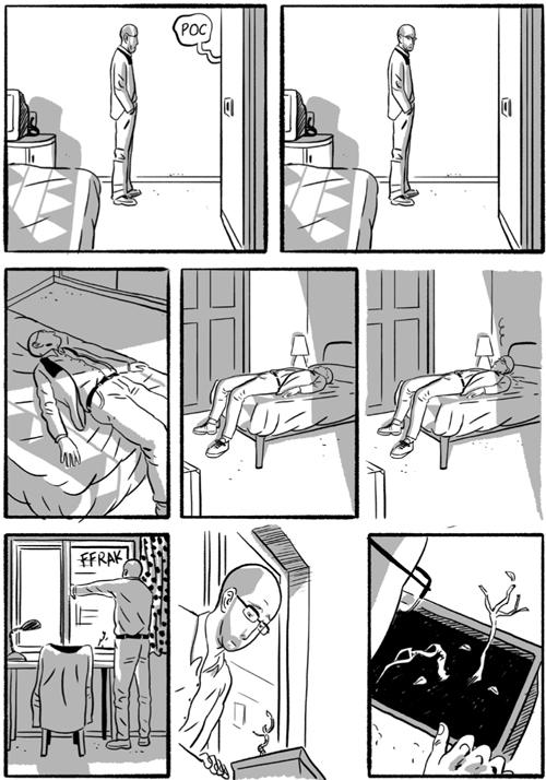 Komic Librería: Papel estrujado