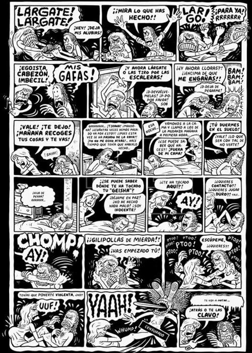 Komic Librería: Peepshow