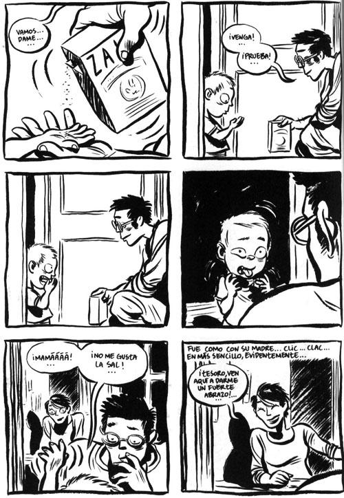 Komic Librería: Píldoras azules