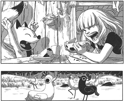 Komic Librería: Pistuví, el país de los grandes pájaros
