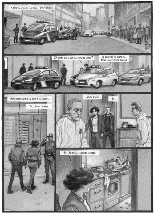 Komic Librería: Presas fáciles