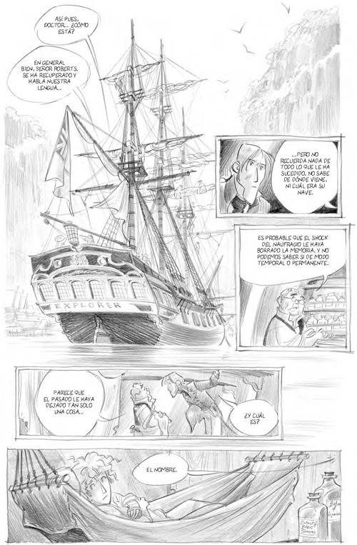 Komic Librería: El puerto prohibido