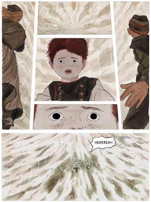 Komic Librería: La saga de Grimr