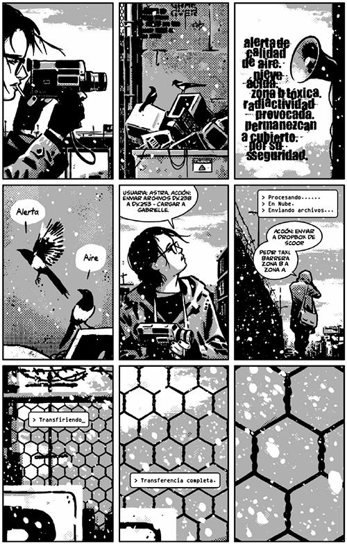 Komic Librería: Semillas