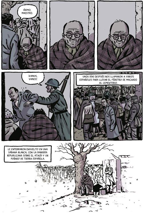 Komic Librería: Los surcos del azar