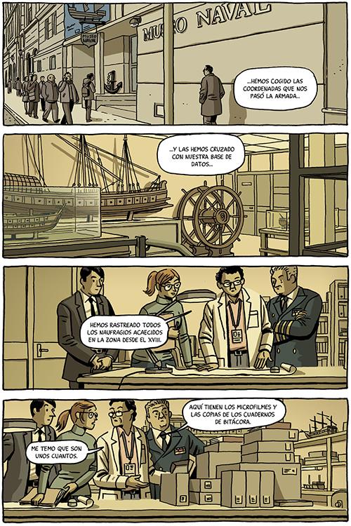 Komic Librería: El tesoro del Cisne Negro