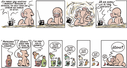 Komic Librería: Thom