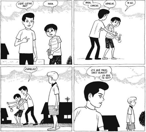 Komic Librería: Tiempo de canicas