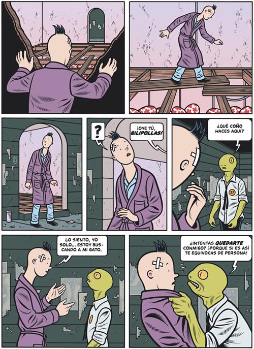 Komic Librería: Tóxico