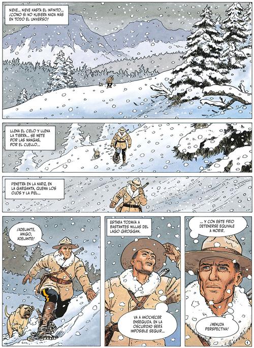 Komic Librería: Trent (Integral)