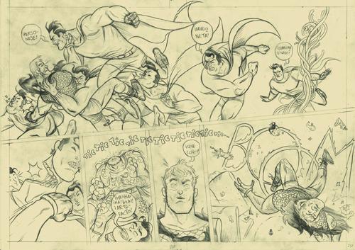 Komic Librería: Las Tripas del Héroe. Libro 1