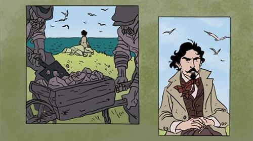 Komic Librería: A tumba de Breogán