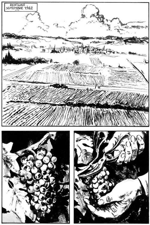 Komic Librería: Un gusano en la fruta