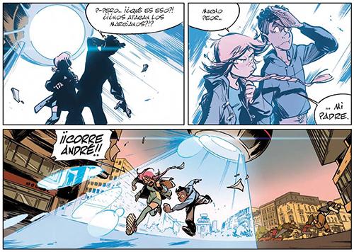 Komic Librería: Zorglub #1. La hija de Z