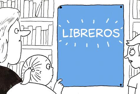 Komic Librería: Libreros