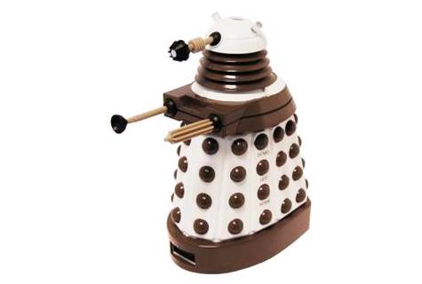 Komic Librería: Reloj despertador Dalek