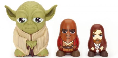 Star Wars - Chubby Dolls (Hot Toys)