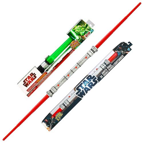 Star Wars - Sables láser electrónicos (Hasbro)